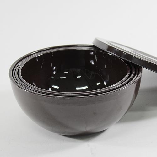4합 발우 / 뿔발우,4합발우,불교용품,스님발우,스님그릇,사찰그릇