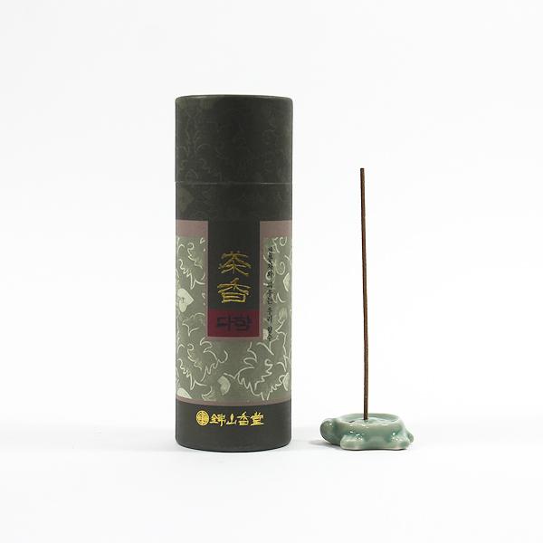 다향 (향+향꽂이) - 전통향/국산향/금산향당