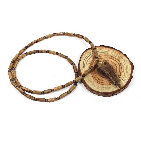 침향 관음목걸이 (M-37) - 침향목걸이/침향나무목걸이